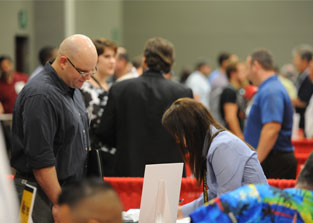 Looking for a job in oil and gas? Head to the LAGCOE career fair photo