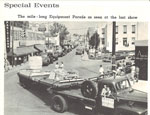 Lagcoe LAGCOE 1959 Equipment Parade