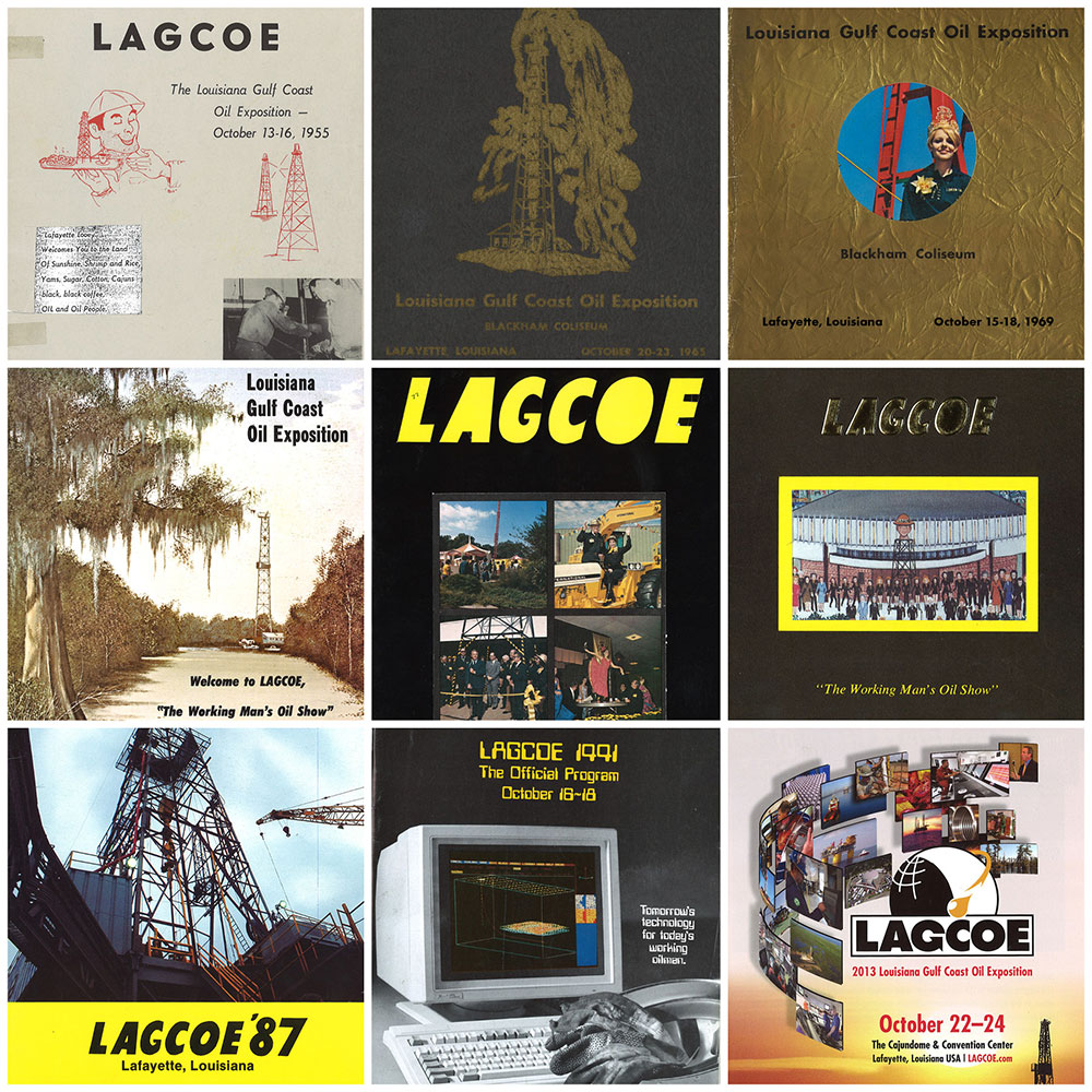 Lagcoe Official LAGCOE Program Guide Covers
