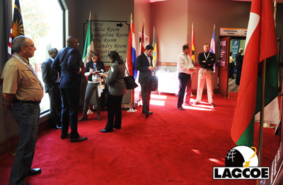 Internationals eager to attend LAGCOE in October photo