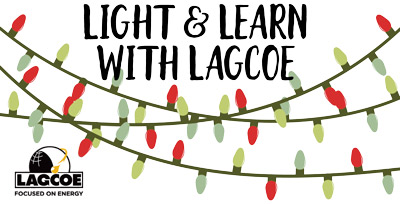 """Light and Learn with LAGCOE"" at the 23rd Annual Oil Center Festival of Lights photo"